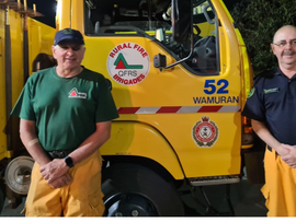WAMURAN RURAL FIRE BRIGADE – IT'S ALL ABOUT COMMUNITY!