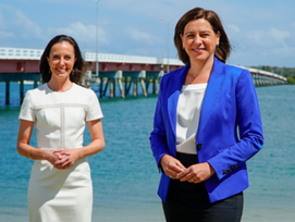 LNP Promises an additional $20 million for Bribie Island Road if Elected.