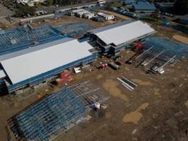 Construction of new Caboolture special school making headway