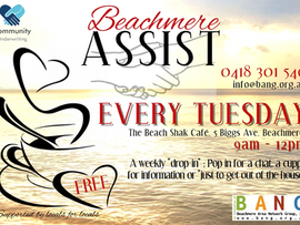 Beachmere Assist Opens Its Doors