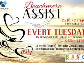 Beachmere Assist Opens Its Doors