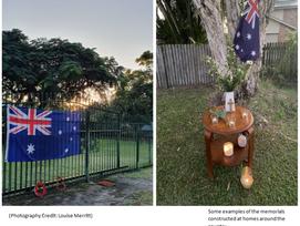 On Lives the ANZAC Spirit