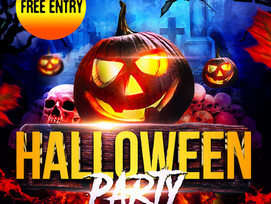 Kids Safe Halloween Event
