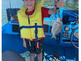 March 30 Fishing Report- The Island and Surrounds