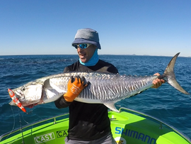 BRIBIE ISLAND OFFSHORE FISHING REPORT MARCH 2021