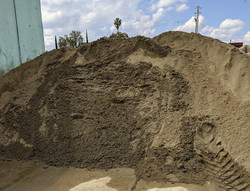 Washed Plaster Sand