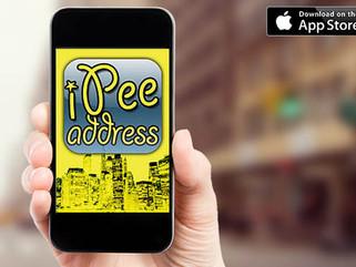 iPee Address iPhone App