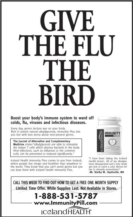 Immunity Plus Flu