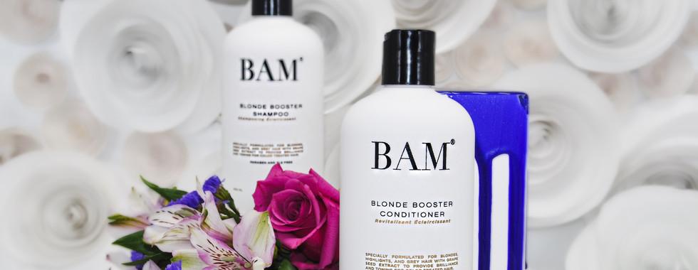 Blowout purple shampoo