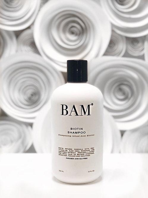 BAM Biotin Shampoo