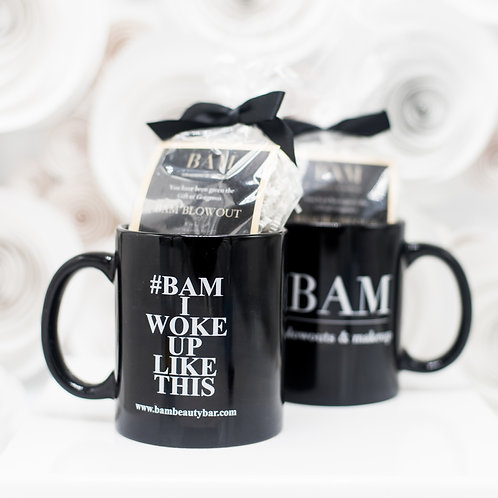 BAM Mug with Blowout Gift Card
