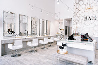 BAM | blowouts and makeup