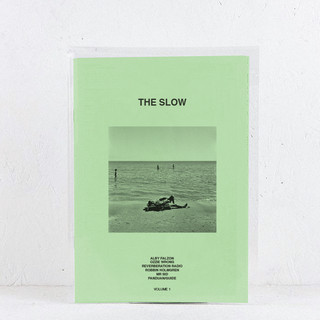 the slow hotel, zine design vol 1.