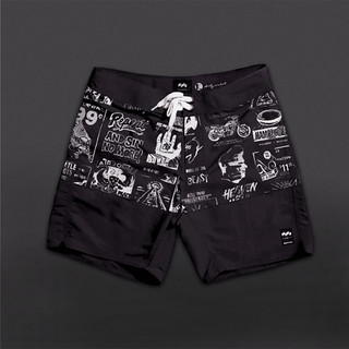 Andy Warhol x LAB (Billabong) Series. Original Concept of Warhol and Basquiat trunks series, Featuring art from the initial collection i designed.