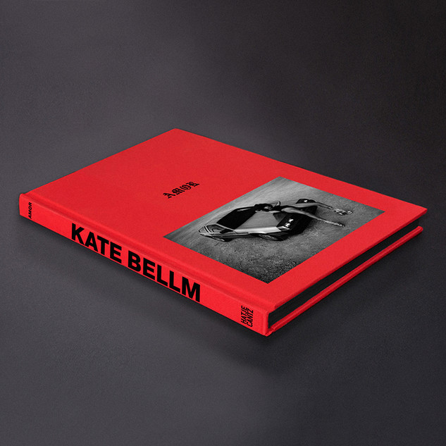 Kate Bellm Amor, Photography book, design.(WIP)