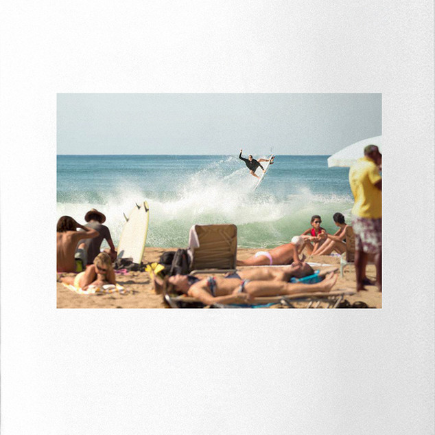 Life's Short campaign zine and collage ads, for Billabong.final Design and diection.