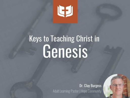 Keys to Teaching Christ in Genesis