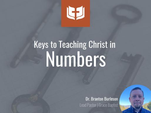 Keys to Teaching Christ in Numbers