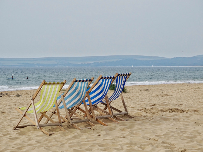 Stay Fit over the Summer holidays - top tips!