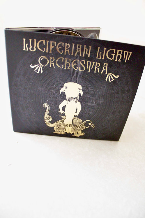 Luciferian Light Orchestra - Black disc