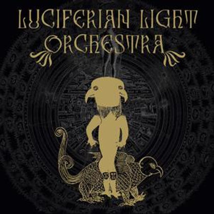 Luciferian Light Orchestra - Luxury Digibook, 24k gold plated disc - limited edi