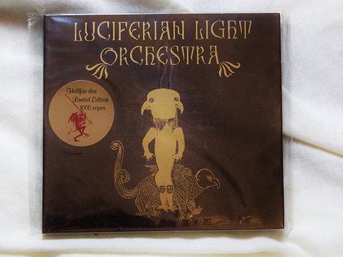 Luciferian Light Orchestra - Digipak with Hellfire CD disc