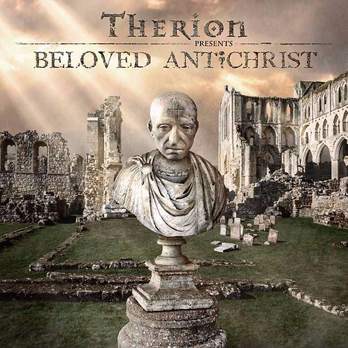 Beloved Antichrist, Jewel case 3 CDs box