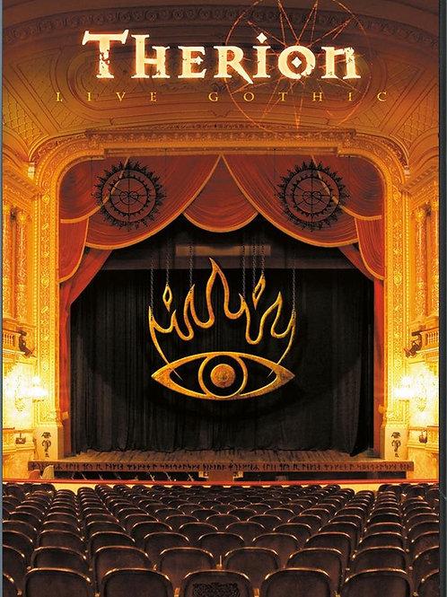 Live Gothic DVD (Slip cover)