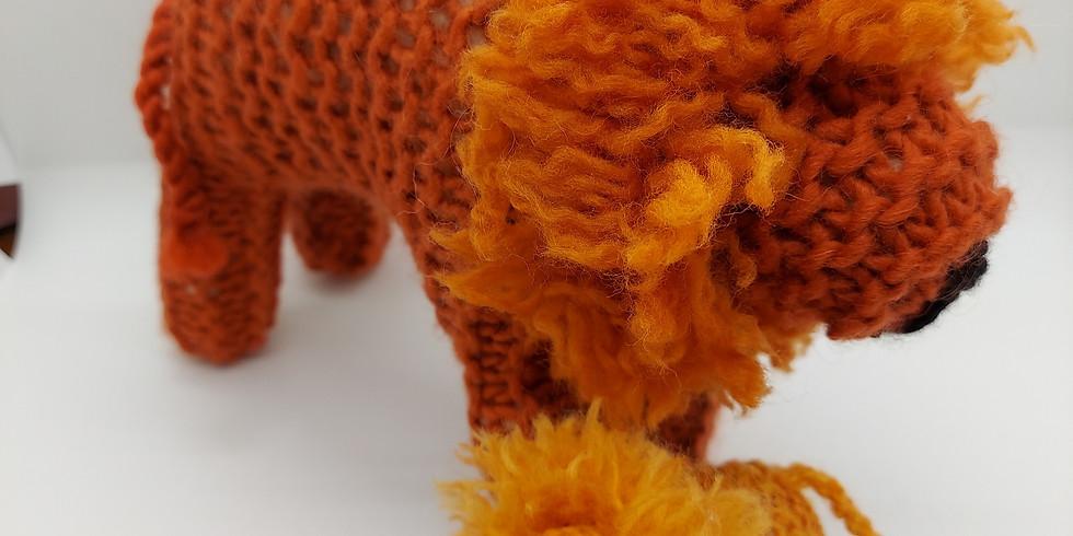 Beginner Knitting Level 2