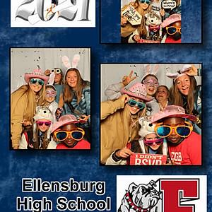 Class of 2021.....Ellensburg High School