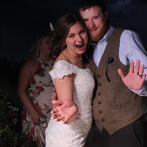 Ali & Tyler Covey Wedding