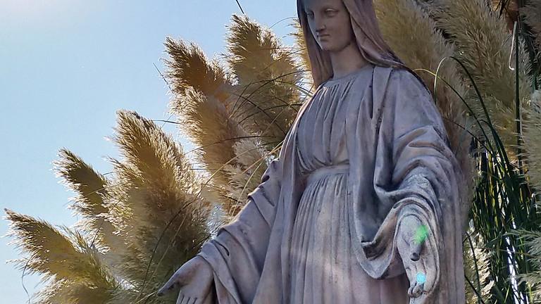 Méditation pour la Paix, avec Marie & Le Collectif des Mères Divines