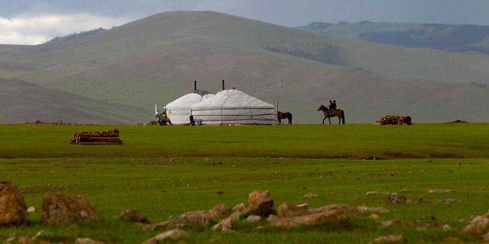 Journée Partage : Mongolie et Chamanisme