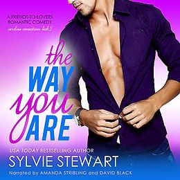 TheWayYouAre_SylvieStewart_AudiobookCove