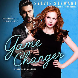 GameChanger_SylvieStewart_AudiobookCover