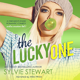 TheLuckyOne_SylvieStewart_AudioCover_for