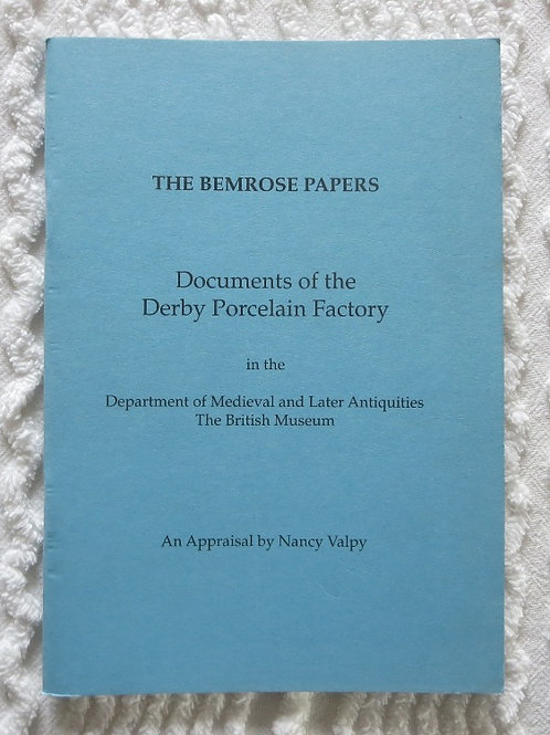 The Bemrose Papers