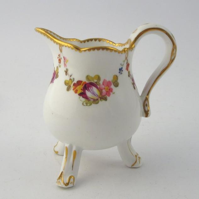 Bloor Derby footed cream jug