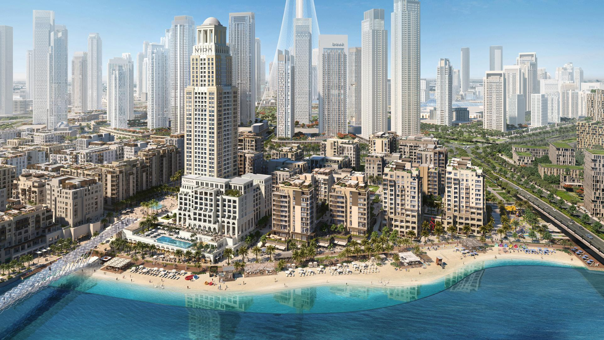 Vida Residences Creek Beach Dubai