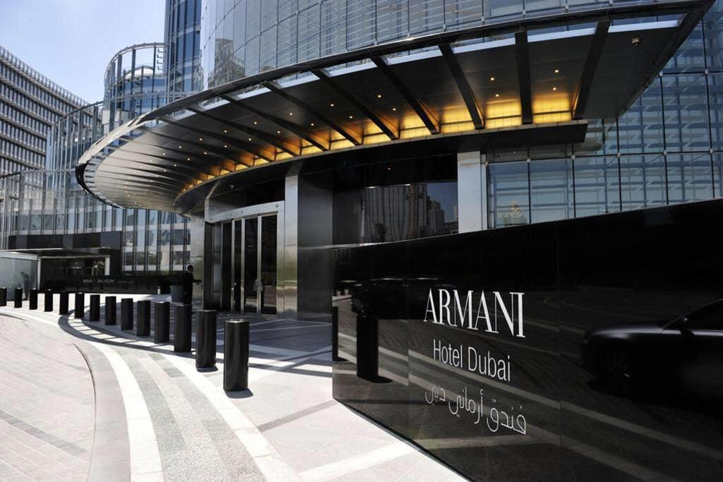 Armani Residence Downtown Dubai