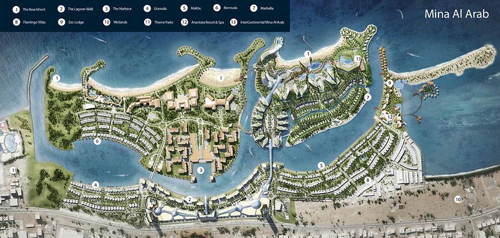 Belgravia Real Estate | Mina Al Arab | Ras Al Khaimah