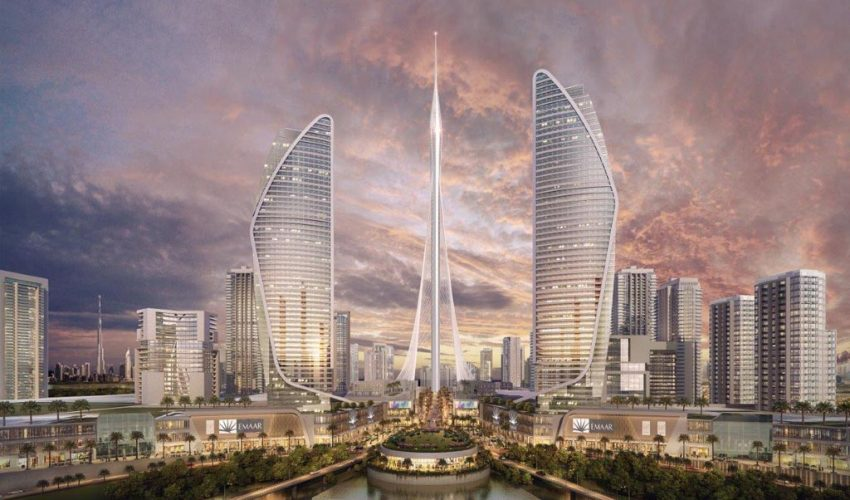 The World's Tallest Skyscraper""