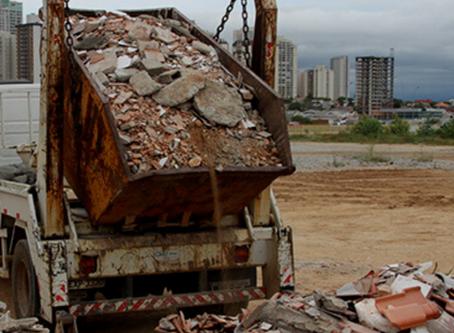 Reutilização de Resíduos de Construção