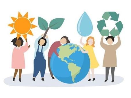 Educação Ambiental nas escolas: O QUE POSSO FAZER PELO FUTURO Do MEU PLANETA?