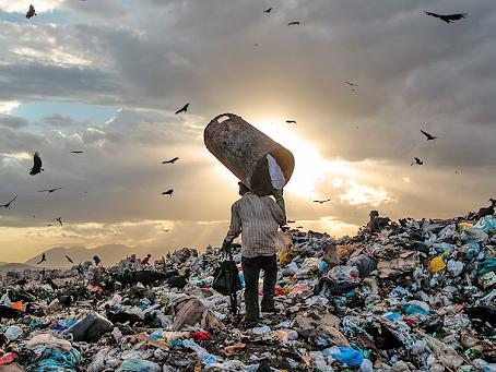 maior lixão da América latina