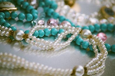 Pearls Closeup