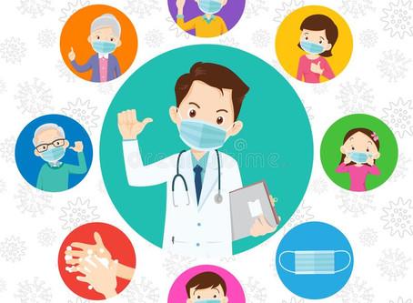 Langkah berjaga- jaga dari penyakit dan wabak