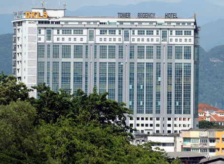 Ipoh's Tower Regency Hotel shutters as Covid-19 proves final nail in coffin