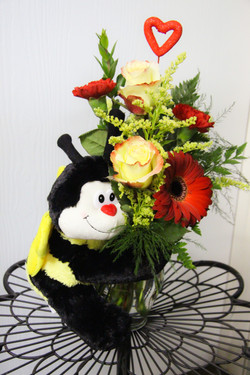 """Bee Mine"" Arrangement"