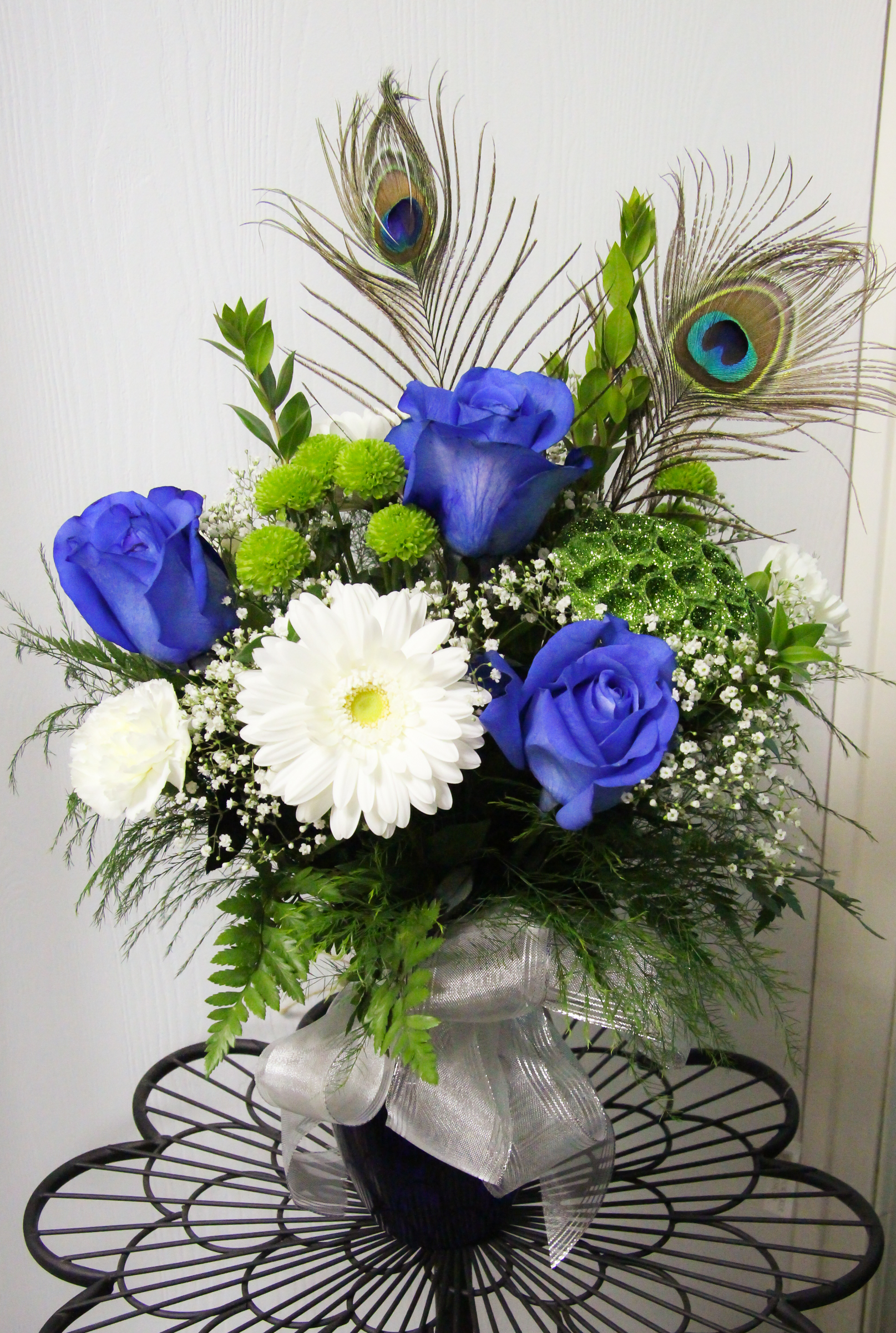 Blue Roses!